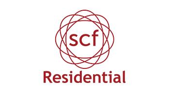 SCF Residential logo